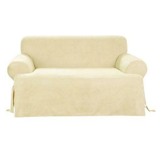 Sofa Slipcover T Cushion EBay