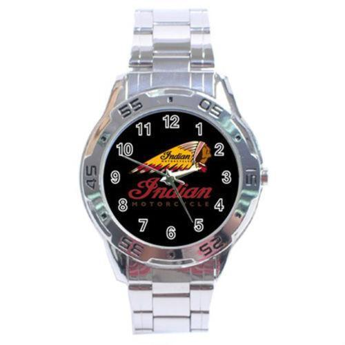 Indian Motorcycle Watch EBay