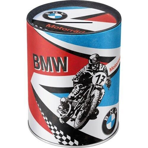 Nostalgic Art Spardose BMW - Motorräder Blechdose