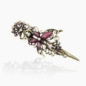 butterfly hair clips ebay