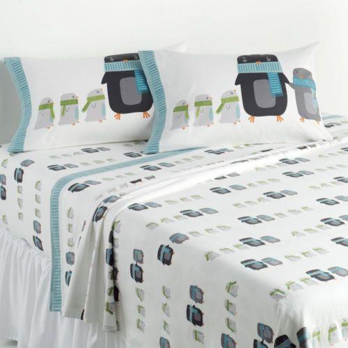 Penguin Bedding EBay