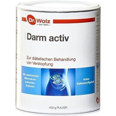 DARM ACTIV Dr.Wolz Pulver 400 g PZN 9611277