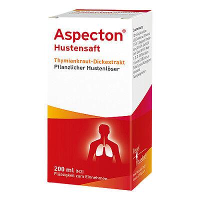 ASPECTON Hustensaft 200ml 09892916