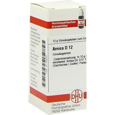 ARNICA D 12 Globuli 10g PZN 2110230
