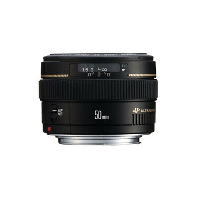 Canon EF 50mm F/1.4 USM Lens for Canon SLR Cameras