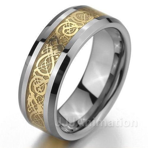 Mens Celtic Wedding Bands EBay
