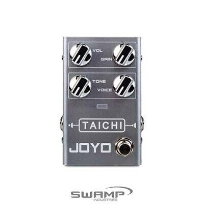 JOYO R-02 Taichi Overdrive Low-Gain Guitar Effects Pedal - Revolution R Series