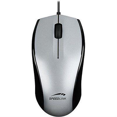 SPEEDLINK Relic Maus für PC optische PS/2 3 Tasten Maus treiberlos E10-061017