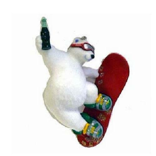 Hallmark Polar Bear Ornament EBay