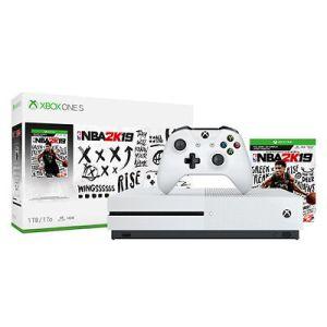 Xbox One S 1TB NBA 2K19 Bundle - Digital download of NBA 2K19 included