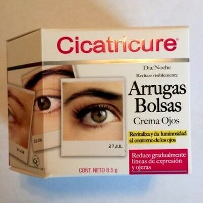 Cicatricure Arrugas y Bolsas / Eyes Wrinkles and Bags