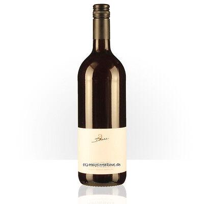 (1L=€6.90) Weingut Diehl 2017 Rotwein Cuvée halbtrocken (002) QbA Edesheimer Ord