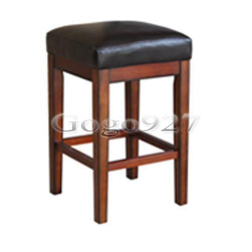 Backless Wood Bar Stools EBay