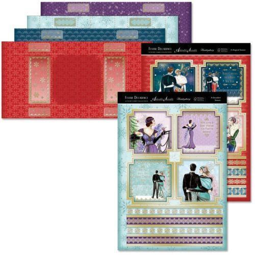 Christmas Card Making Kits EBay