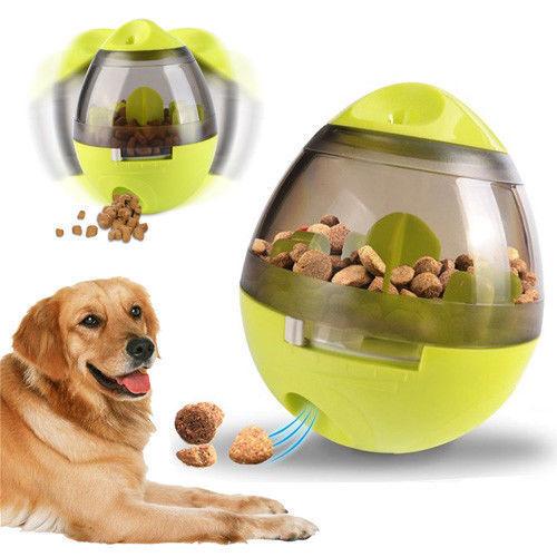 Futterball Snackball Leckerli Ball Spielzeug F. Hunde Katzen Intelligenz ford