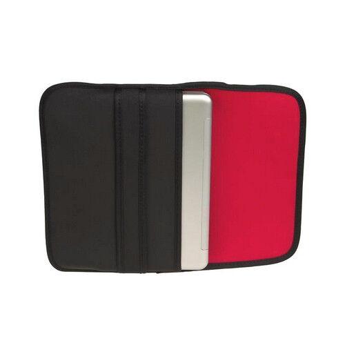 "13"" Zoll Notebook Tasche Case Laptop Softcase Neopren Hülle Etui 13,3 rot"