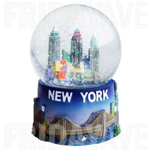 New York Snow Globe EBay