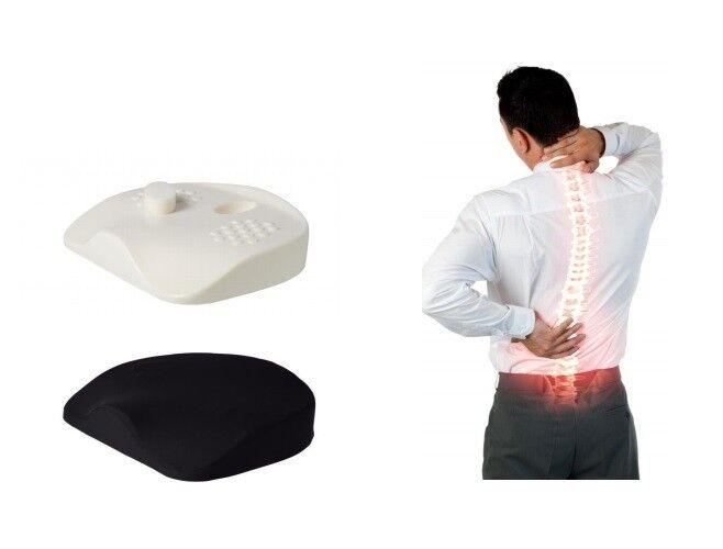Orthopädisches Sitzkissen - Rückenkissen - Sitzerhöhung - Steissbeinkissen