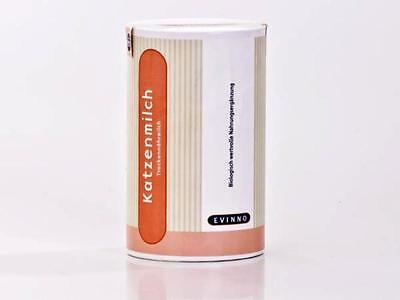 EVINNO Katzenmilch 300g, Muttermilchersatz für Katzenwelpen vom 1. Tag an