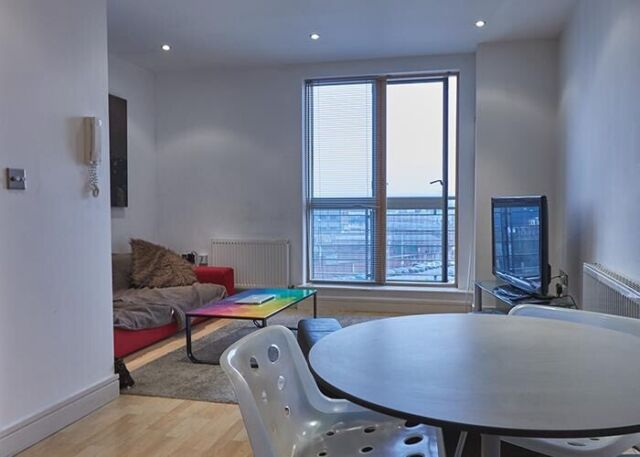 One Bedroom Apartment At Brewery Wharf Riverside Leeds