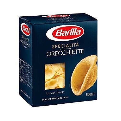 10x Pasta Barilla Specialità Orecchiette Pugliesi italienisch Nudeln 500 g pack