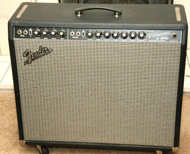 Fender Vibrasonic Amp