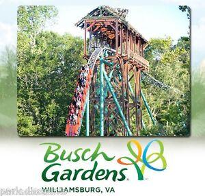 Home Decor Accessories » Busch Gardens Williamsburg Va Coupons