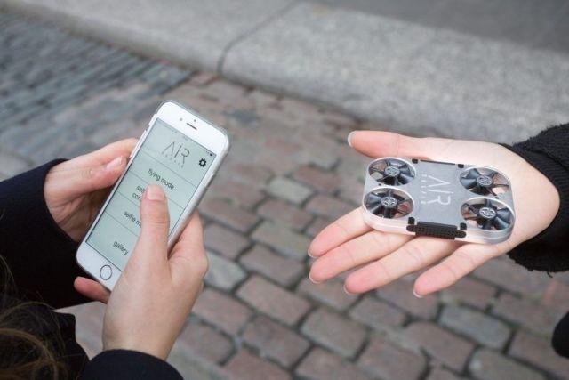 Airselfie Camera Drone Powerbank Edition