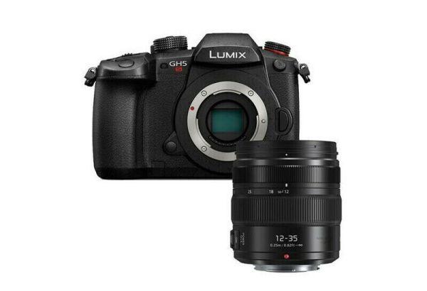 Panasonic Lumix DC-GH5S + 12-35mm F/2.8 II Lens