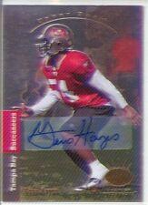 geno hayes rookie rc auto autograph bucs fsu seminoles ...