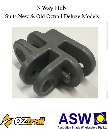 Oztrail Deluxe 3 Way Hub Spare Part