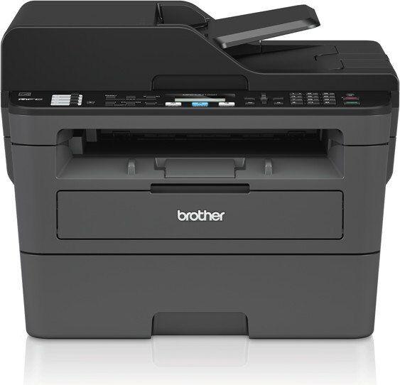 Laser-Multifunktionsgerät Brother MFC-L2710DW Drucker Scanner Kopierer Fax WLAN