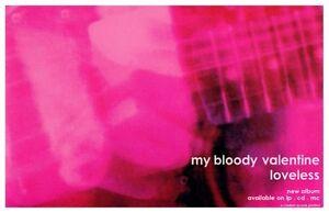 My Bloody Valentine Poster EBay