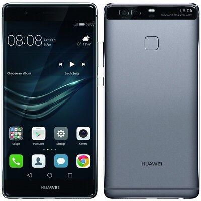 "Huawei P9 grau 32GB LTE Android Smartphone ohne Simlock 5,2"" Display 12 MPX"