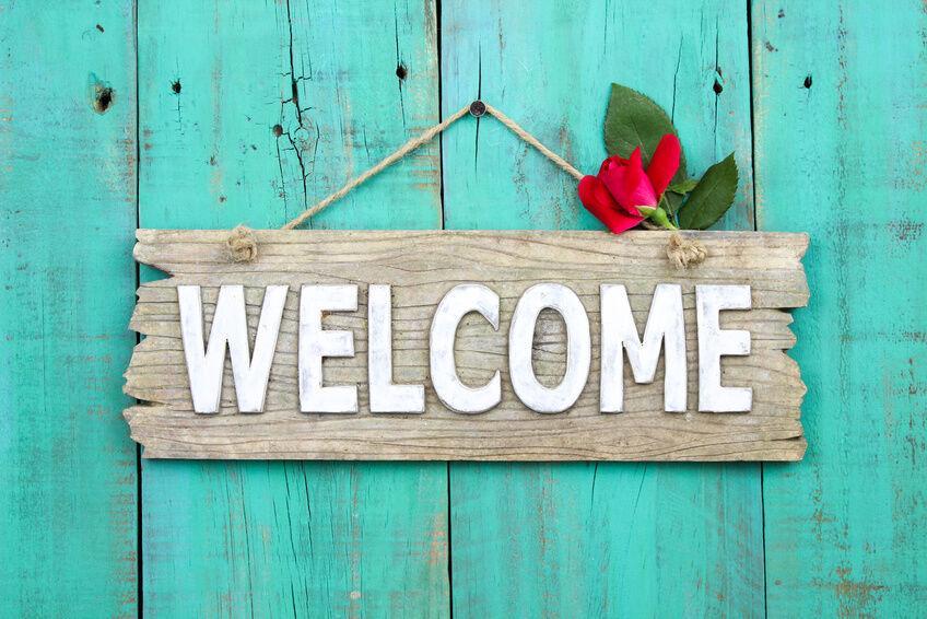 Resultado de imagen de welcome