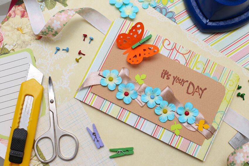 How To Make Birthday Cards EBay