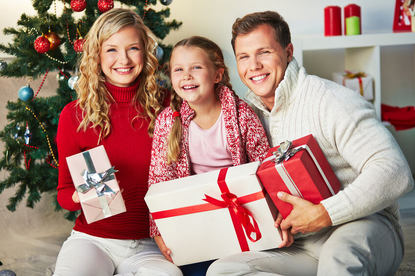 Fun Themed Family Portrait Ideas For Christmas EBay