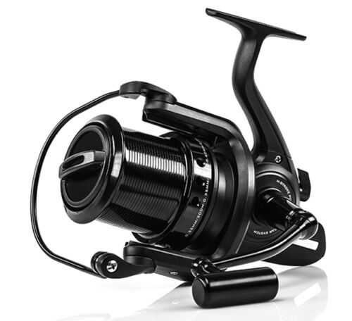 3-x-Sonik-NEW-Tournos-10000-Big-Pit-Carp-Reel-FREE-Spare-Spool