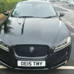 Jaguar Xf R Sport 2015 Black 2 2l Td S S 4dr Immaculate Condition Full Service History Like New In Nelson Lancashire Gumtree
