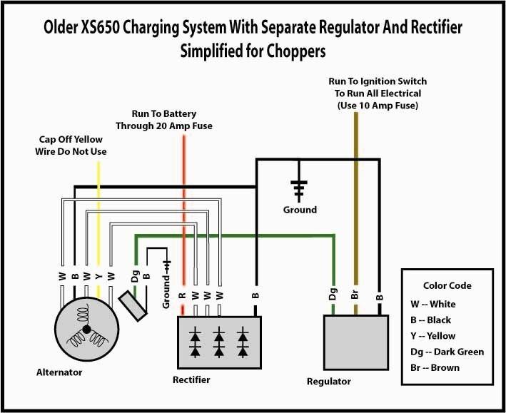 Xs650 Chopper Wiring Diagrams – readingrat