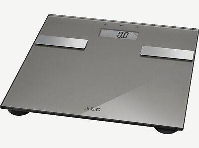 AEG PW 5644 Titan 7in1 Personenwaage Gewichtswaage Analyse-Waage bis 180kg NEU!