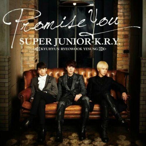 Super-Junior-K-R-Y-KYUHYUN-RYEWOOK-YESUNG-Promise-You-CD-ver-K-POP-KPOP