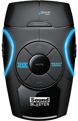 CREATIVE Sound Blaster Recon 3D Surround USB Soundkarte Soundcard extern