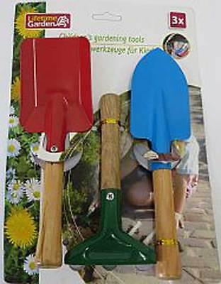 Gartengeräte Garten Werkzeuge für Kinder Schaufel Harke