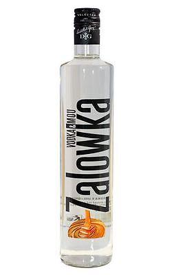 22,13€/l Zalowka Vodka & Mou Karamell Likör 0,7l 21% Wodka mit Geschmack Caramel