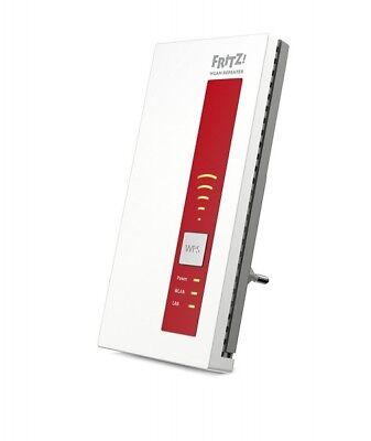 AVM FRITZ!WLAN Repeater 1750E bis zu 1300 MBit 5 GHz WLAN Internet Verstärker