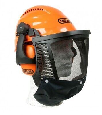 OREGON Forsthelm Helmset WAIPOUA Semi Profi Helm
