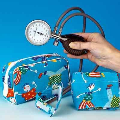Stethoskop + Blutdruckmessgerät Kinder Säuglinge 2-Schlauch im Set #2082#1413