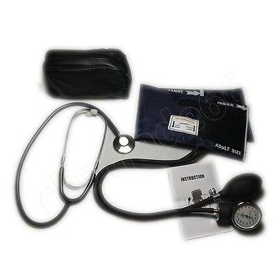 Neu Blutdruck Manschette Stethoskop Blutdruckmessgerät Set