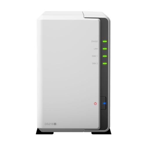 Synology Diskstation DS218j NAS System 2-Bay